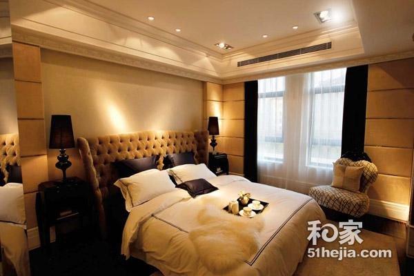 是2014年最温馨的10款卧室装修效果图,简单的装饰让整个卧室充图片