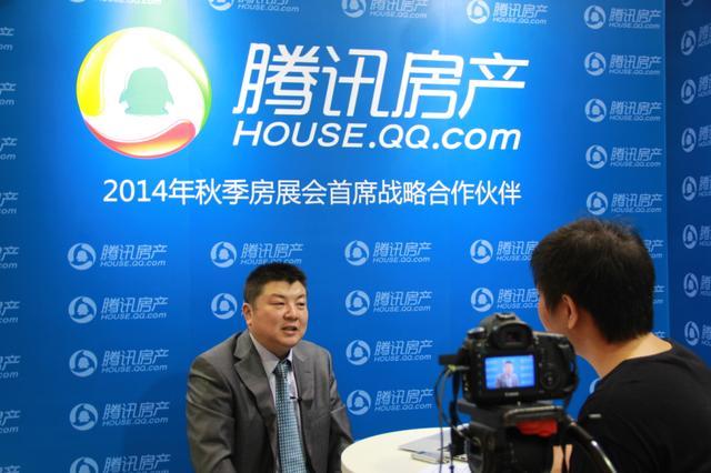 刘振刚:不依附也不满足于副中心的利好 打造独有品质