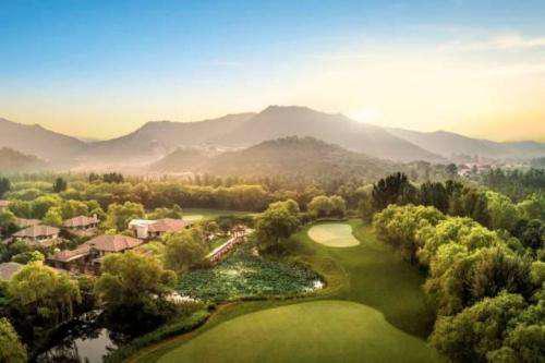 阳光城·君山墅 用色彩播种春天绘制美好家园