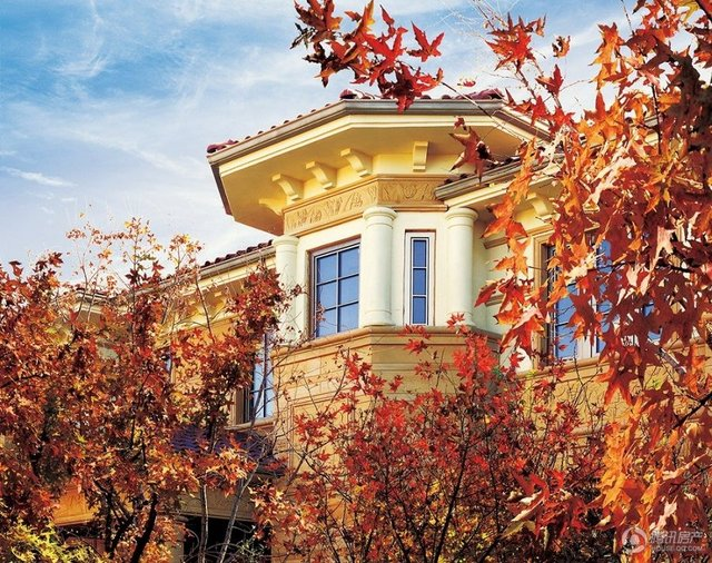 泰禾红御400-2000独栋别墅 总价3000万起即买即住