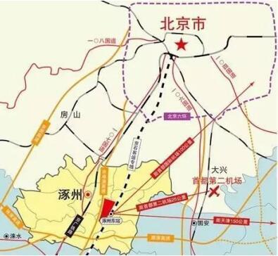 环京楼市发展进入新阶段 涿州成最受瞩目区域
