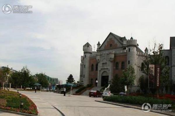 通州天鹅堡悦湖在售230平起联排别墅 总价最低600万