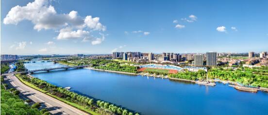 成大广场 千年运河之畔一抹时代之绿