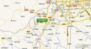 中冶・蓝城区位图