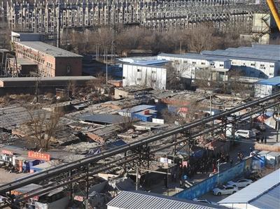 """北京石景山179万平米""""大杂院""""超五成还绿"""