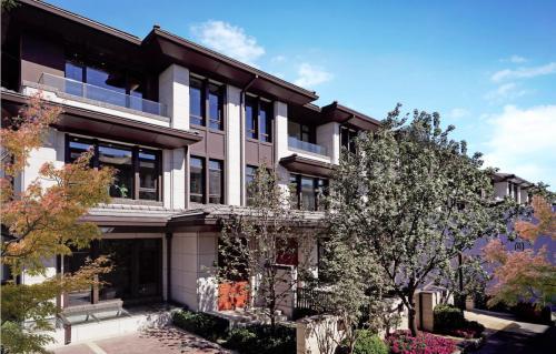 首城汇景墅双庭院规制 复兴新中式生活美学