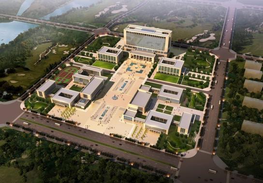推进产城一体促进转型发展--亳州市首例产城一