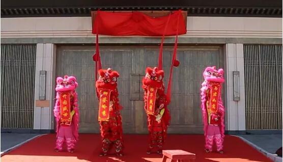 北京岭秀示范区开园仪式暨如意生活发布会