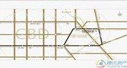 京贸国际城交通图