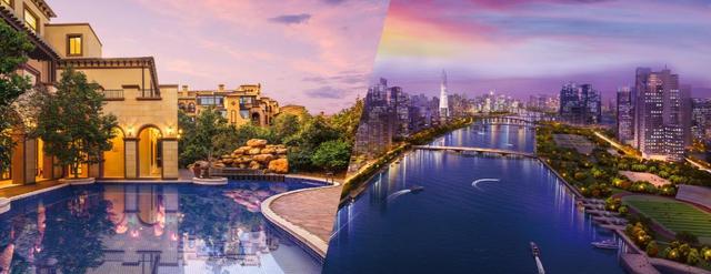 未来副中心130万人口 塔尖人群聚居城市湾区