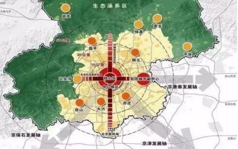 环北京区域发展利好 京南固安是你最好的选择