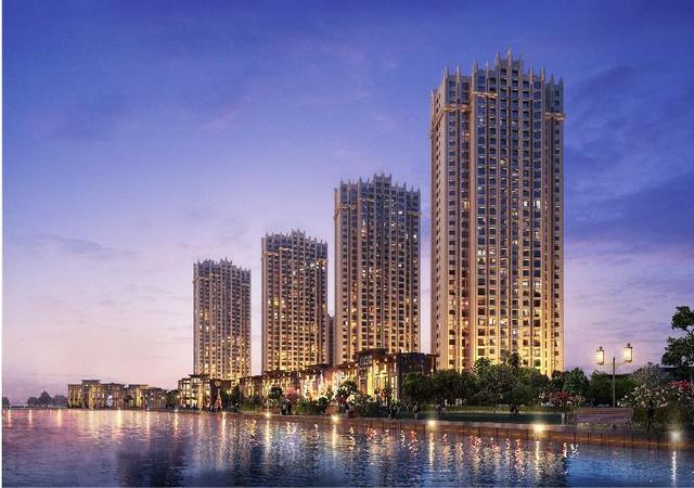涿州孔雀城悦澜湾 全线户型幸福悄然而至