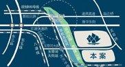 新华联运河湾地图