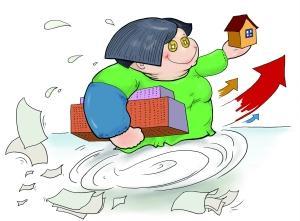 中国大妈挑战房产中介 让房东房客直接对接