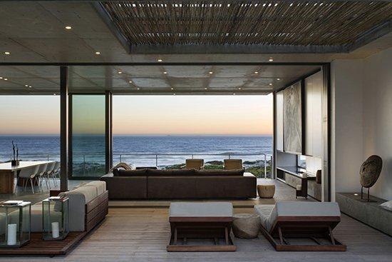 12图休闲海景别墅设计 隐藏式创意空间