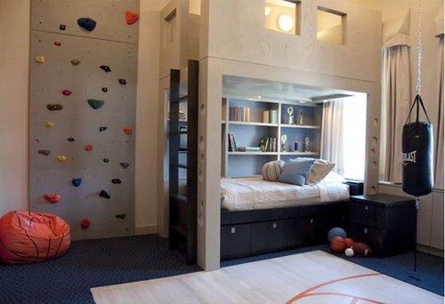 完美的男孩房间应该是怎样的?