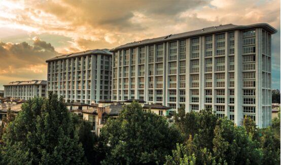 豪宅安全置业 东山公寓兼具两大核心要素