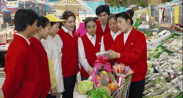 顺天府超市签约鸿坤·理想湾儿童主题商街