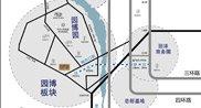 园博汇交通图