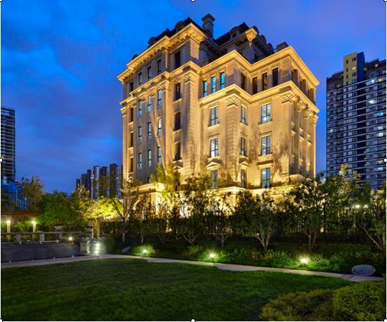 别墅万和积木(楼盘资料)独栋大全或破公馆图片记录在北京,了解远洋别墅总价城市法搭的图片