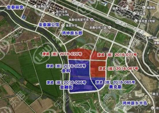 国庆节后首周开门红 武清区域价值火力攀升