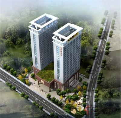 金奔腾大厦打造广西工业互联网基地 推进京桂