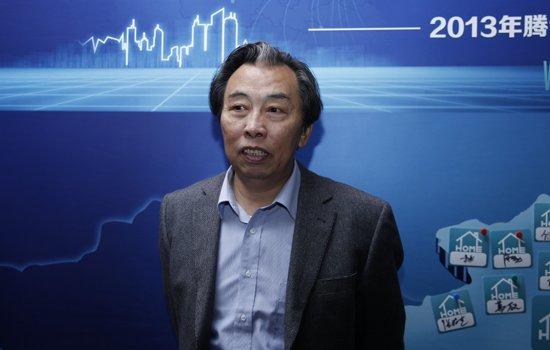 图文:住建部政策研究中心主任王珏林
