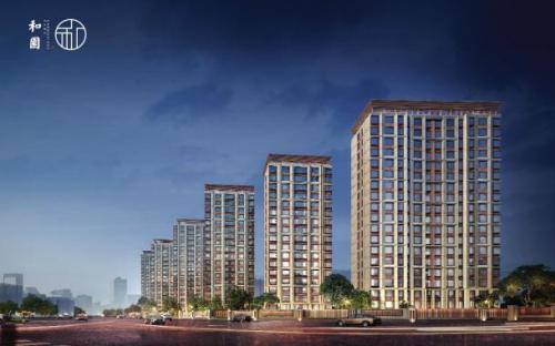全智能社区 是中铁华侨城·和园脱颖而出的法宝
