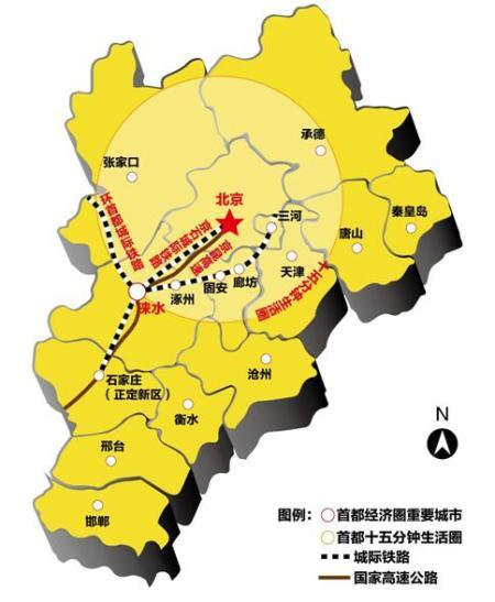 首都经济圈合作新格局崛起 鸿坤理想尔湾逆袭环京楼市