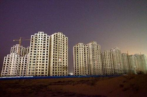 中国楼市面临巨大泡沫 或再现更多鬼城