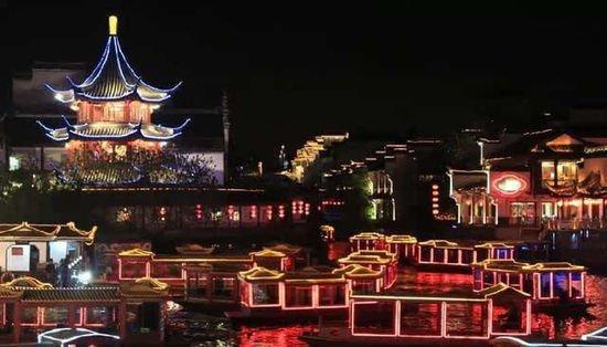 中国十大夜景城市 夜太美!