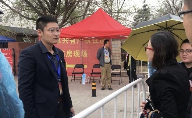 北京共有产权房选房现场目击 房源仍有剩余