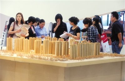 """北京26盘将入市迎战""""金九"""" 价格涨势不减"""