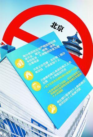 北京商办房限购后的另类销售途径