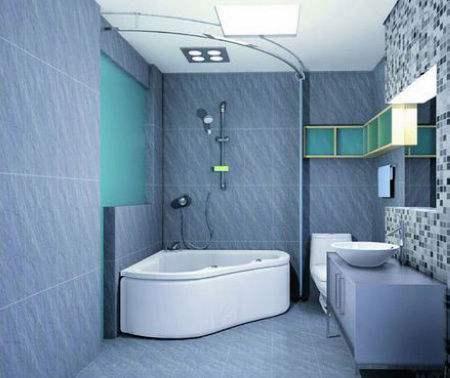 卫浴间装修细节让安全成为首要前提