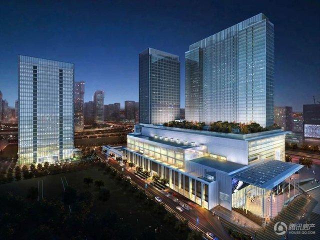 绿城京杭广场均价29000在售180平起精装房