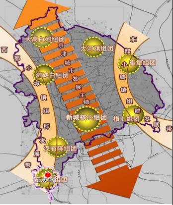 京津协同武清碧时代大幕将启 9月2日全城碧瞰武清武清高村规划地铁