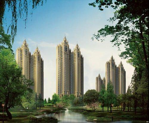 北京望兴园楼房结构图