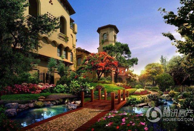 中建红杉溪谷在售190-210叠拼别墅 最低总价450万起