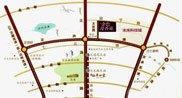 金融街金色漫香苑交通图