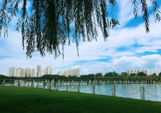 涿州孔雀城悦澜湾 水岸湿地家宅一生