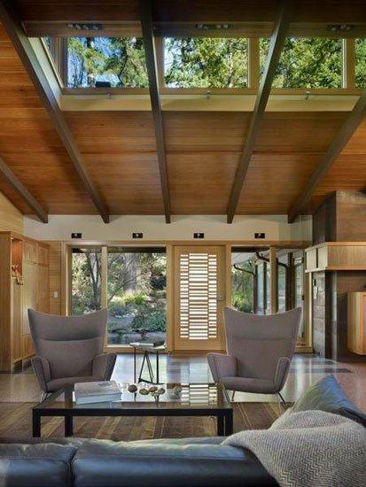 原生态木屋好惬意 12图森林静谧别墅设计