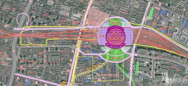新丰台站未来可换乘地铁 区域热盘抢先看