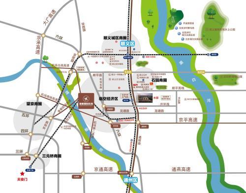 宜居 | 中国铁建・顺鑫汇绿色健康生活 远离雾霾