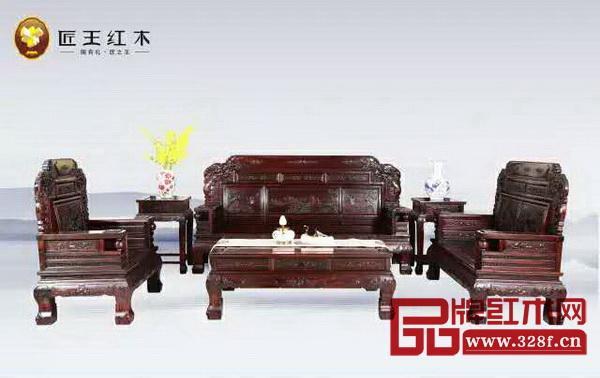 匠王《如意人生沙发》