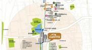 龙湖时代天街地图