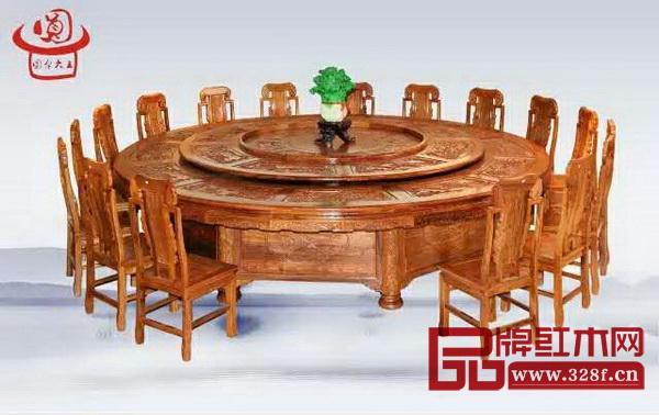"""""""受市场欢迎的中山红木家具十大畅销产品""""评选揭晓"""