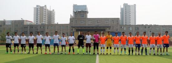 """燃爆了第二届""""鸿坤社区杯""""五人制足球赛走进理想湾"""