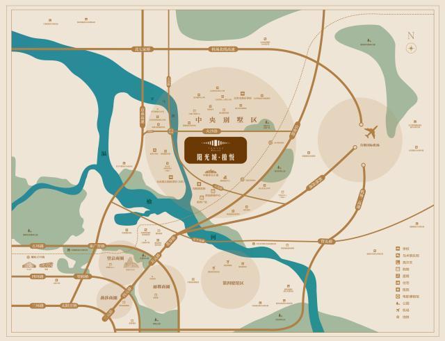 阳光城北京高端之路 不到中央别墅区怎抵别墅专精之境