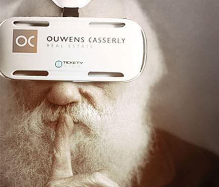 澳一房屋中介引入虚拟技术 用户不出门就可看房